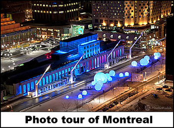 Photo tour Montreal
