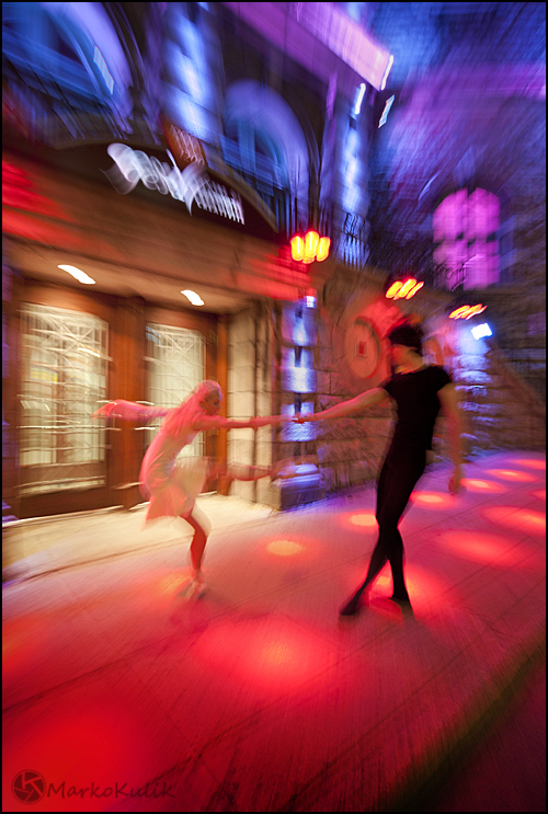 Midnight Ballet in Montreal - Image II